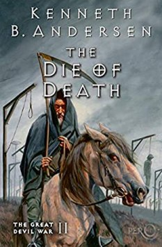 The Die of Death by Kenneth B. Andersen - Book cover