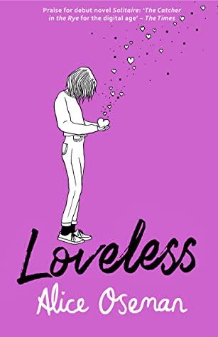 Loveless by Alice Oseman. Book cover.