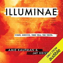 The Illuminae Files series by Aimee Kaufman & Jay Kristoff