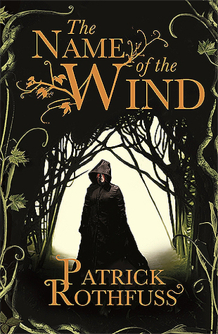 The Name of the Wind by Patrick Rothfuss. Why Books Are My Safe Space blog post.