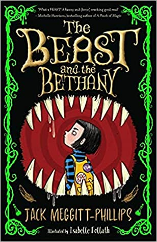 The Beast and the Bethany book cover. October 2020 book releases.