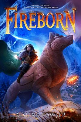 Fireborn Book Cover