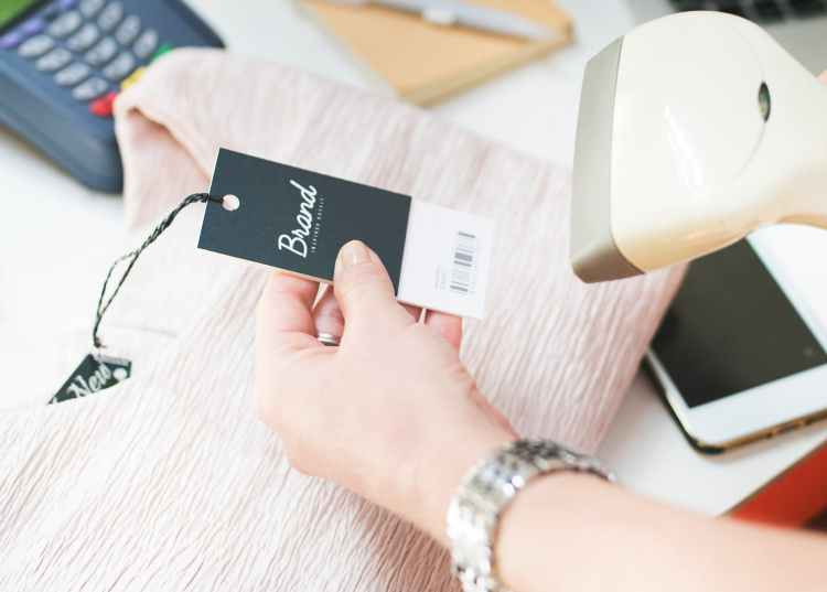 white and black barcode - Top Tips for Exchanging Currency While Traveling