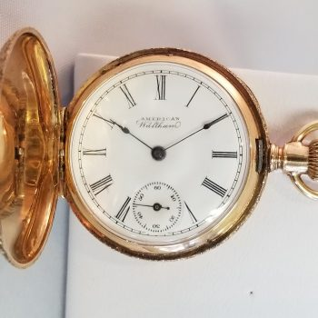 American Waltham Vintage Pocket Watch 1894