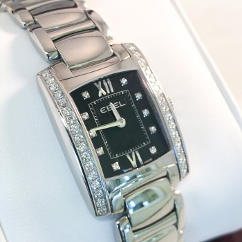 Ebel Blue Diamond Ladies Brasilia