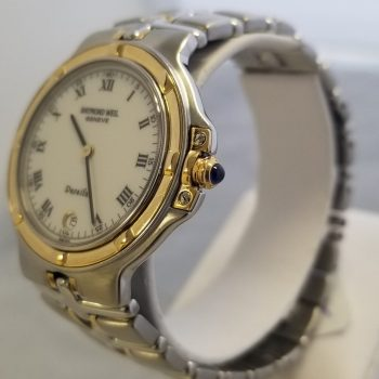 Raymond Weil Parsifal Two-Tone Men's Quarts Watch