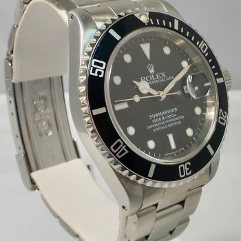 Rolex Submariner Black 40MM