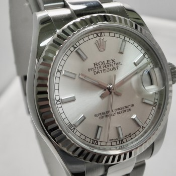 Rolex Ladies Datejust in Stainless Steel 31MM