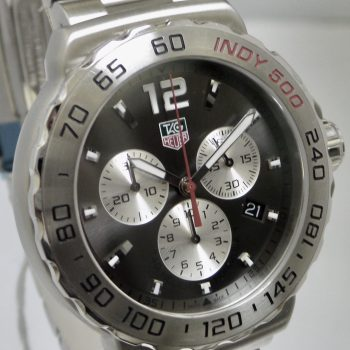 Tag Heuer Special Edition 'Indy 500' Chronograph
