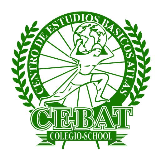 Logo del colegio CEBAT