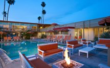 View Del Marcos Hotel - Palm Springs California