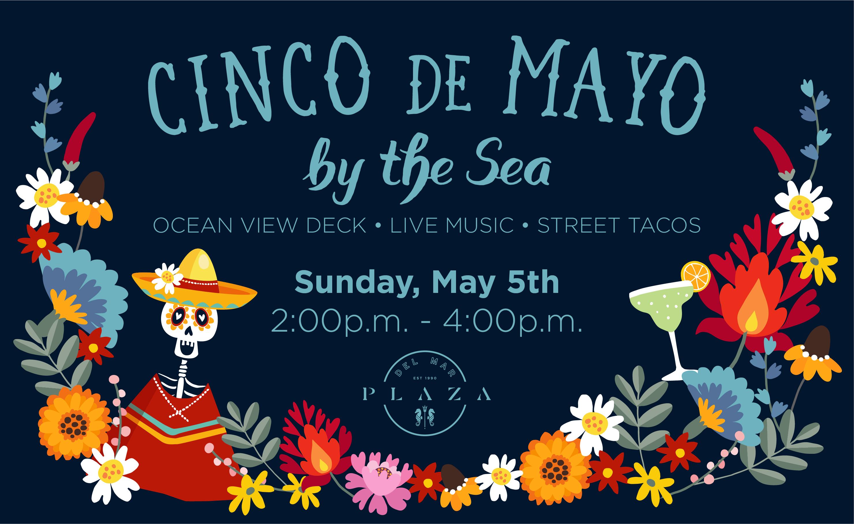 Cinco De Mayo By The Sea