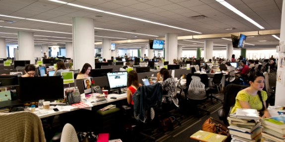 Huffington Post Newsroom