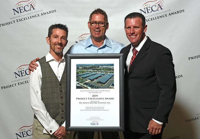 Kaiser San Leandro Solar Project Excellence Award