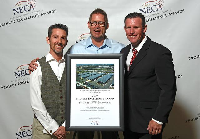 Kaiser San Leandro Solar Project Excellence Award