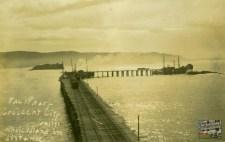 Crescent City Wharf