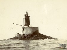 St. George Reef Lighthouse. 1909