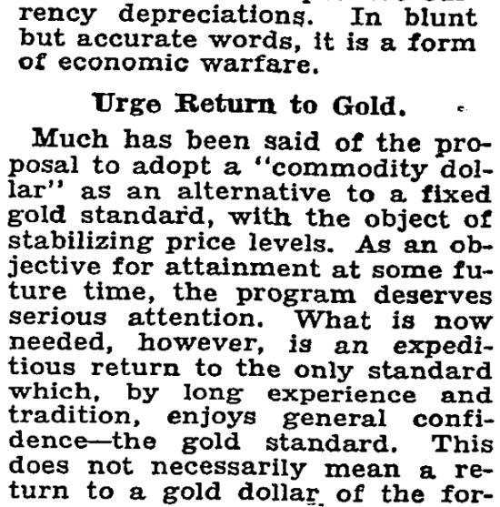 Liveblogging the Great Depression: November 28, 1933