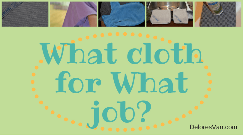 What Norwex Cloth Should I Use?