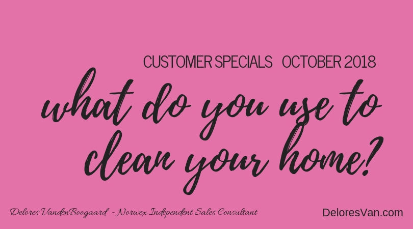Do you use Chemical Spray Cleaners to Clean? You don't have to…