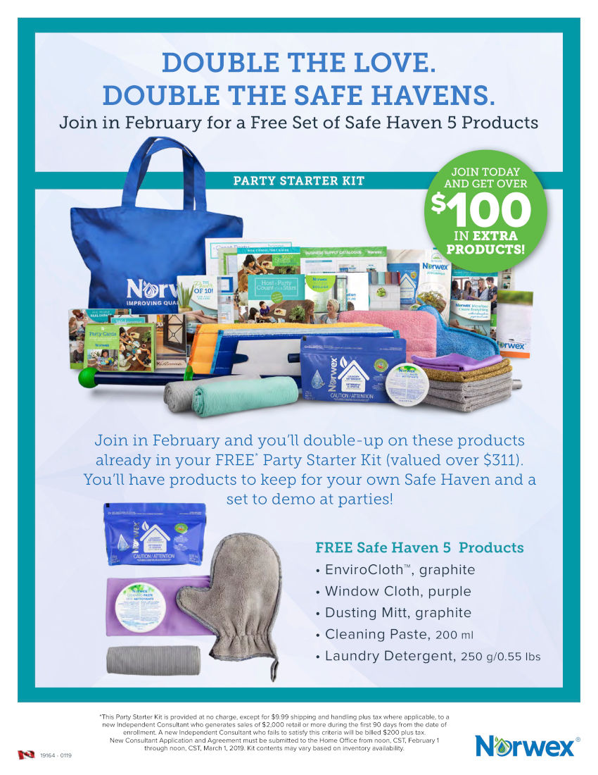Join Norwex