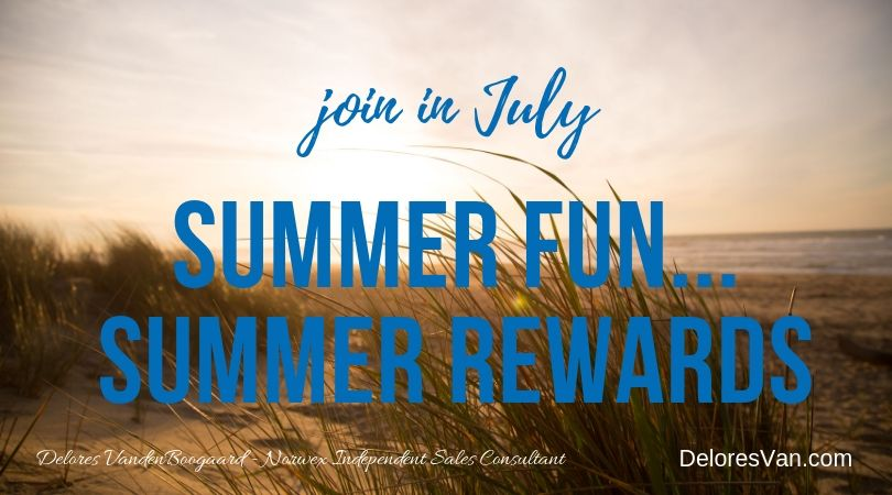 Join Norwex… Enjoy Summer Rewards