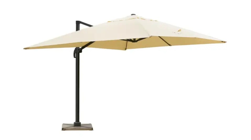 comment installer un parasol deporte