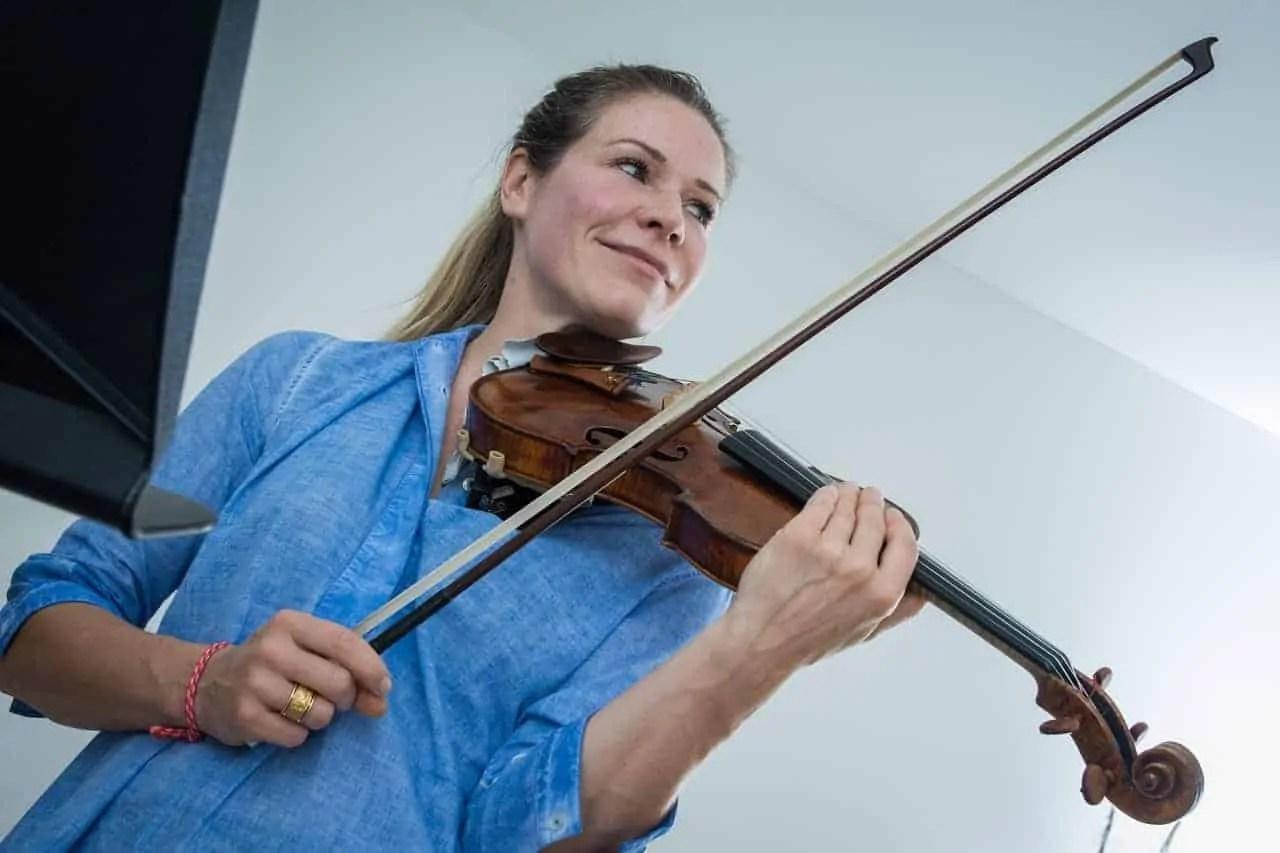 Sabrina-Vivian Höpcker Rehearsing The Elastic Hours