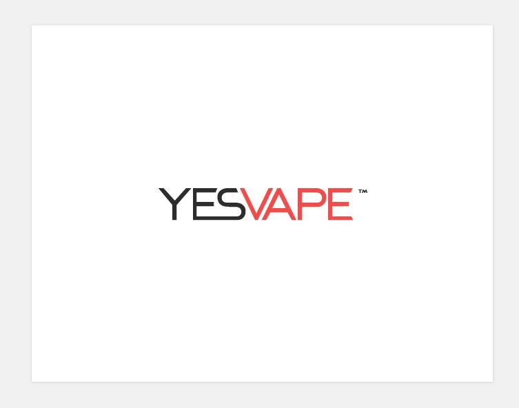 Логотип для вапорайзеров «YESVAPE»