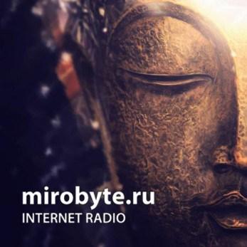 Дизайн аватара для радио «Миробайт»