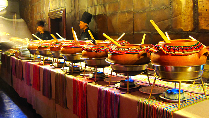 Recetas de Comida Peruana  Comida Peruana y Destinos