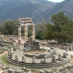 Delphi tholos cazzul