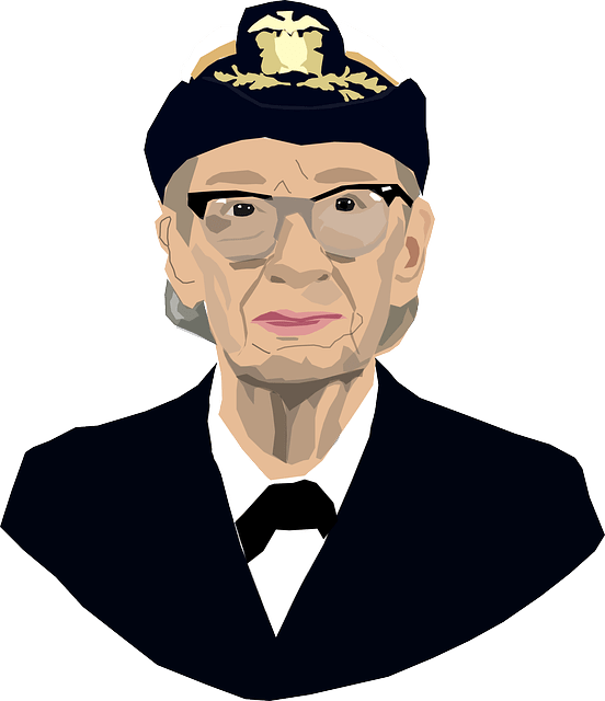 Grace Hopper illustration by gingercoons