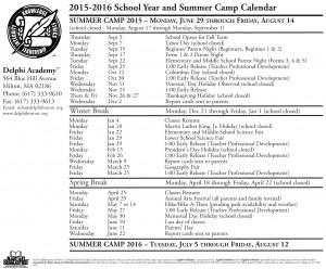 School Calendar Page » schoolcalendar15-16