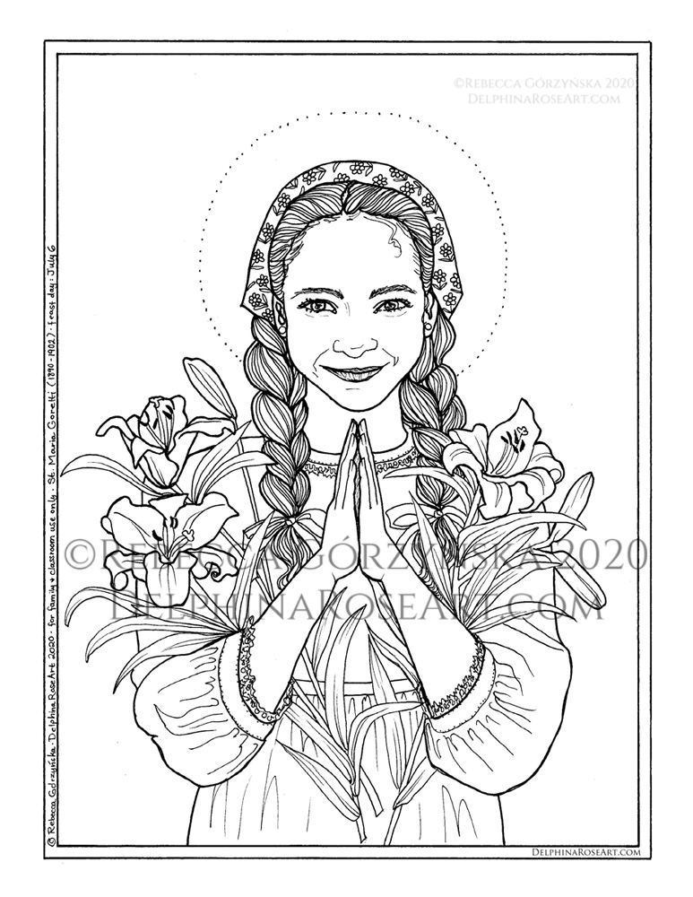 Lord Rama and Sita coloring page for kids | 1000x773