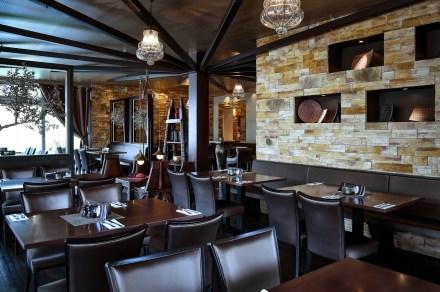 Griechisches Restaurant Delphi Talheim bei Wels - (Profi Fotograf Gastronomie)