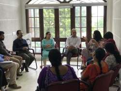 Meeting held to discuss how the doctor community can fight against Dengue by Dr. Srinivasa Rao-12