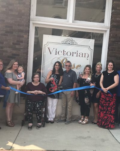 victorian rose grand opening