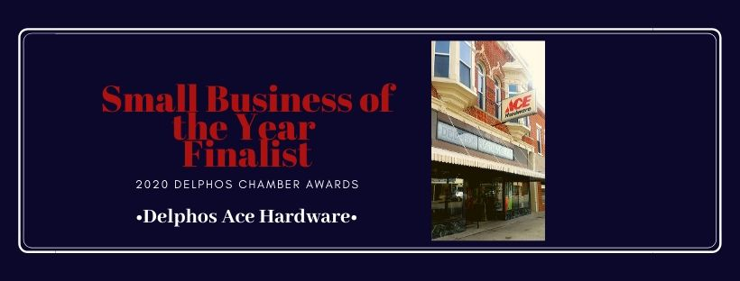 2020 Small Business Finalist Ace Photo