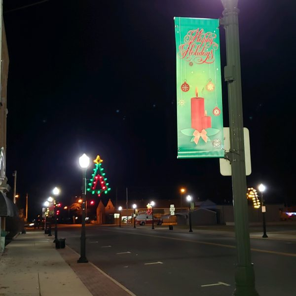 Downtown Decor