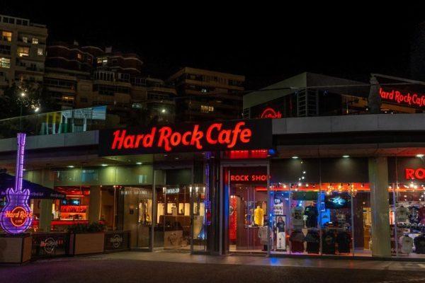 HARD ROCK CAFÉ CENTRO COMERCIAL MUELLE UNO