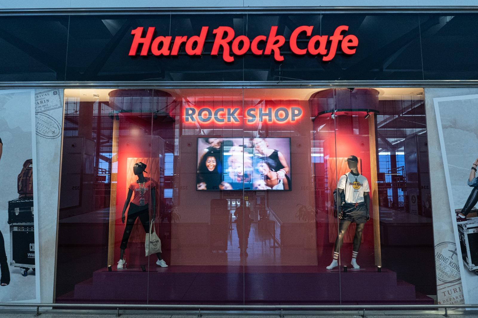 HARD ROCK CAFÉ SHOP AEROPUERTO DE MÁLAGA