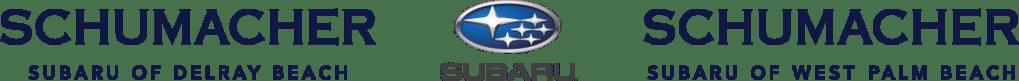 SCHUMACHER & SUBARU Delray Affair Sponsor