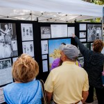 Historical Society Photo Wall3