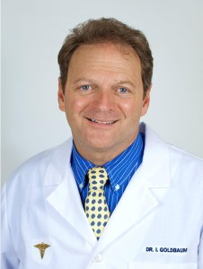Dr. Ian S. Goldbaum (pictured) has been practicing medicine for over 30 years, arriving to South Florida in 1985.