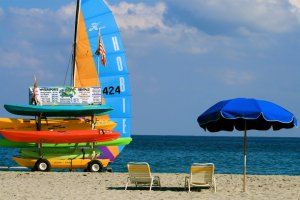 Delray Beach Florida Water Sports - Best Location