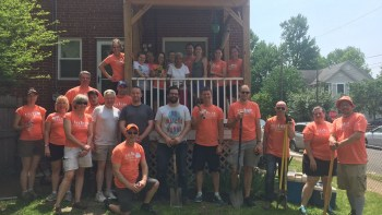 Permalink to: National Rebuilding Day in Del Ray
