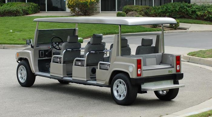 delray golf cart rental, luxury golf cart rental, escalade golf cart
