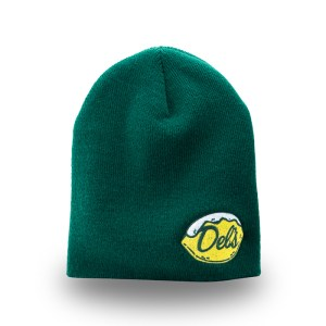 Del's Knit Hat 2020 Green
