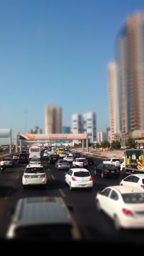 Al Wahda Road